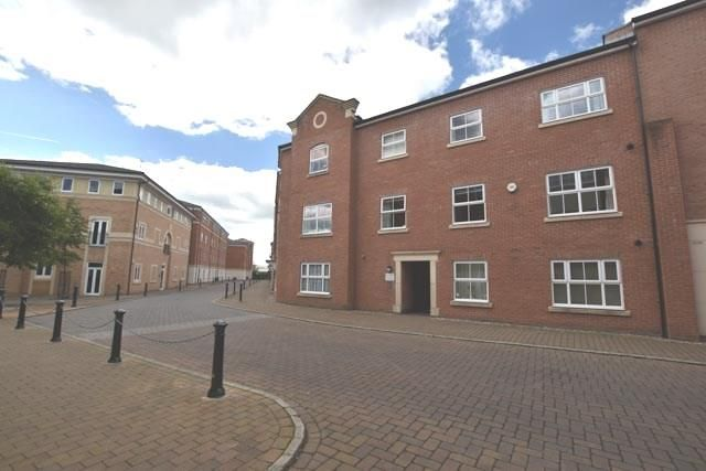 External of Portland Point, Armstrong Drive, Worcester WR1
