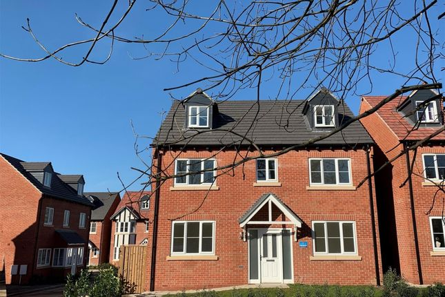 Thumbnail Detached house for sale in Hillcrest House, New Dawn View, Stroud Road, Gloucester