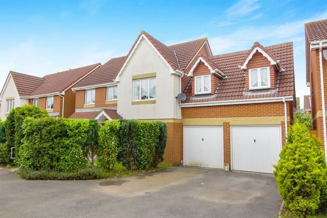 Thumbnail Detached house for sale in Pomphrey Hill, Mangotsfield, Bristol