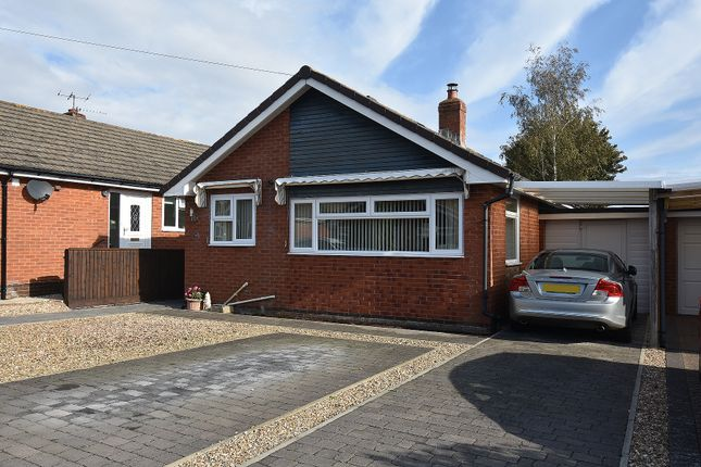 2 bed detached bungalow for sale in Crockwells Close, Exminster, Near Exeter EX6