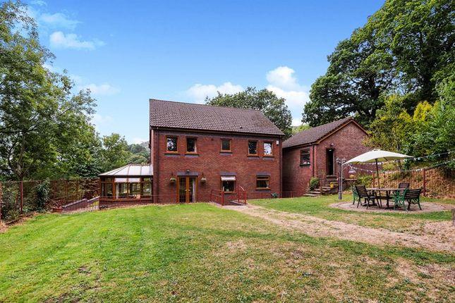 Thumbnail Detached house for sale in Woodland Drive, Aberfan, Merthyr Tydfil