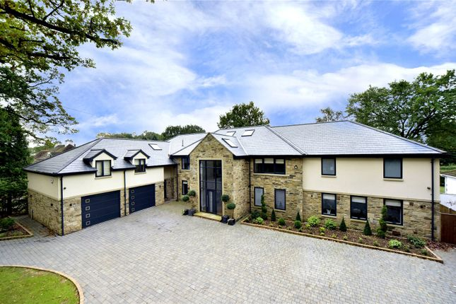 Thumbnail Detached house for sale in Hunts Land, Ling Lane, Scarcroft, Leeds, West Yorkshire
