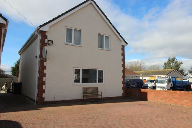 Thumbnail Detached house for sale in A Penisaf Avenue, Towyn, Abergele