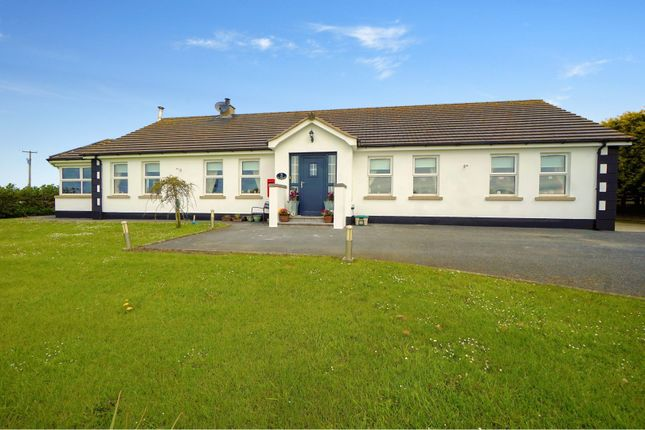 Thumbnail Detached bungalow for sale in Ballygalget Road, Portaferry