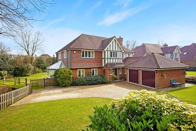 Thumbnail Detached house to rent in Speldhurst Road, Langton Green, Tunbridge Wells