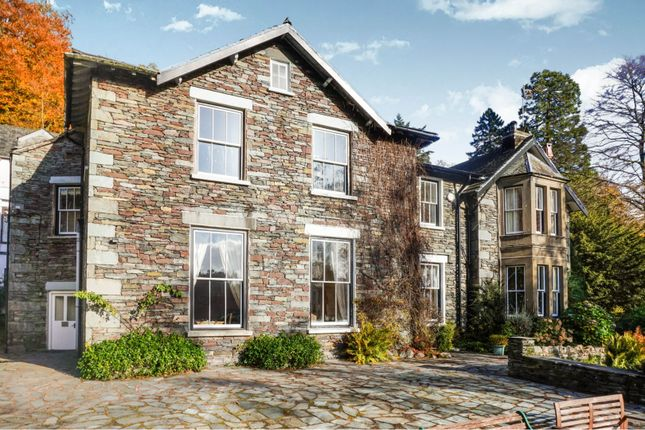 Thumbnail Flat for sale in Wood Close, Grasmere