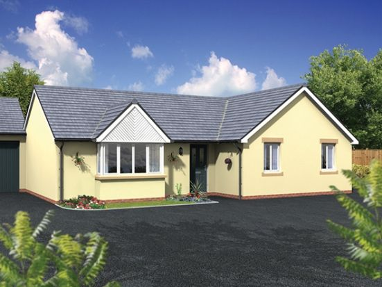 Thumbnail Bungalow for sale in Buckleigh Road, Westward Ho!