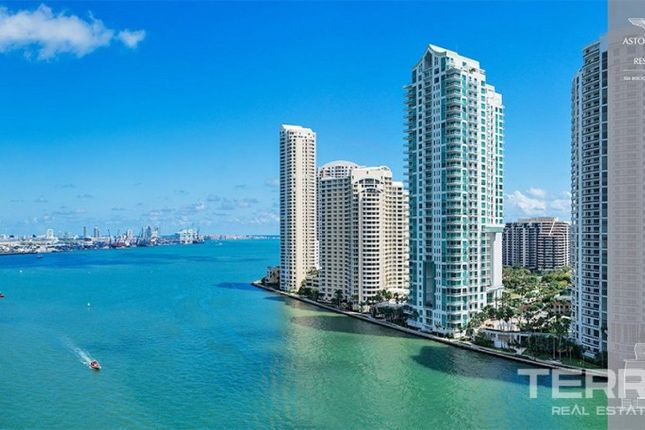 Thumbnail Apartment for sale in Biscayne Bay In Miami-Dade County, Florida, United States