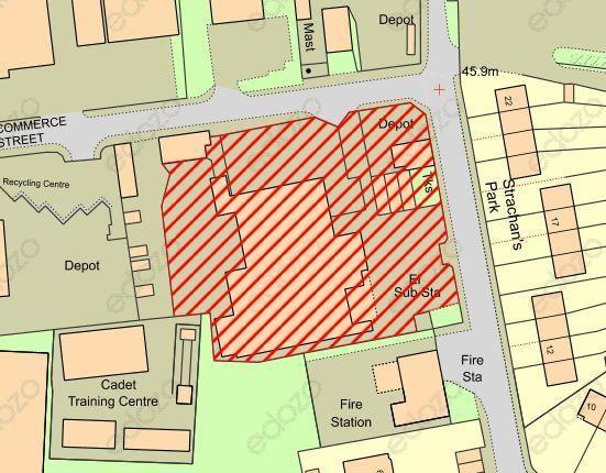 Thumbnail Industrial to let in Depot, Scott Street, Brechin