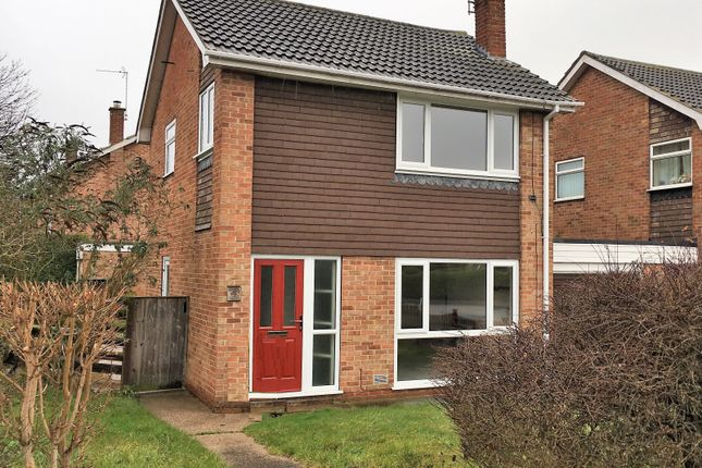 Thumbnail Detached house to rent in Blatherwick Road, Newark