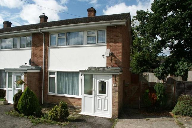 Thumbnail End terrace house to rent in Woodvale Gardens, New Milton