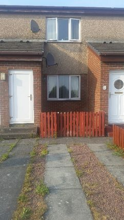 Thumbnail Flat to rent in Caledonia Crescent, Ardrossan, North Ayrshire