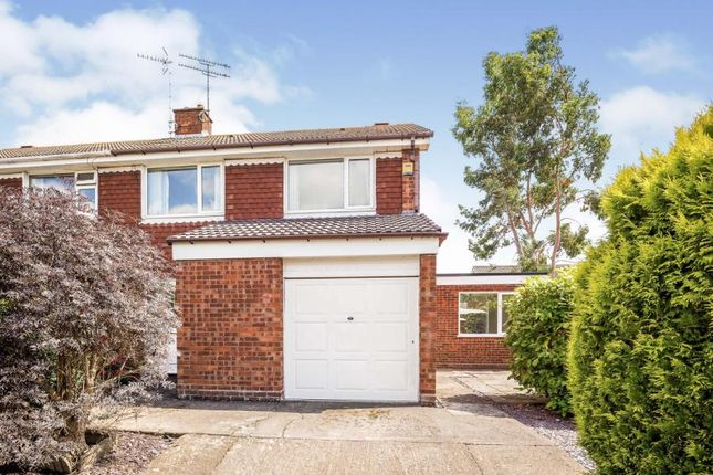 3 bed semi-detached house for sale in Farbailey Close, Chester, Cheshire CH4