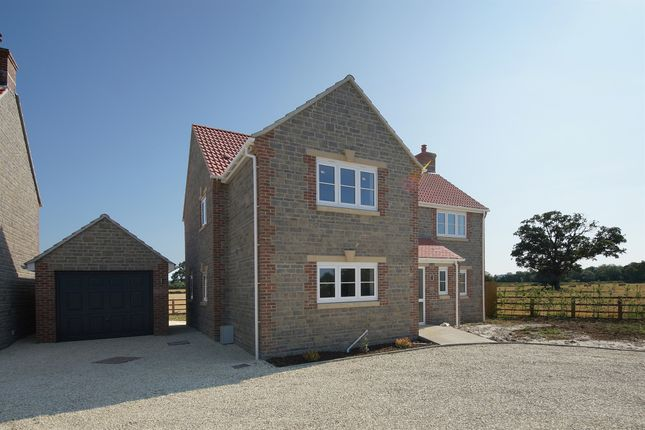Thumbnail Detached house for sale in Old London Road, Sparkford, Yeovil