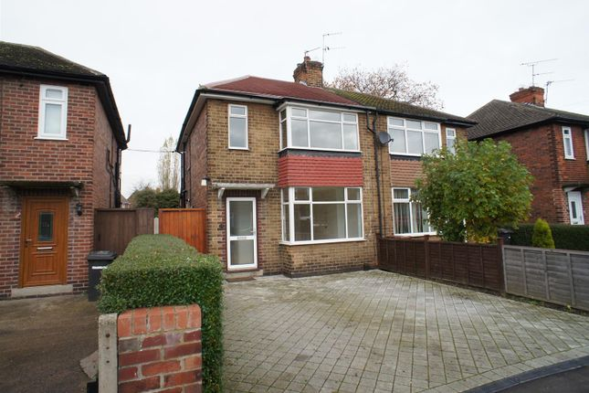 Thumbnail Property to rent in Conway Avenue, Borrowash, Derby