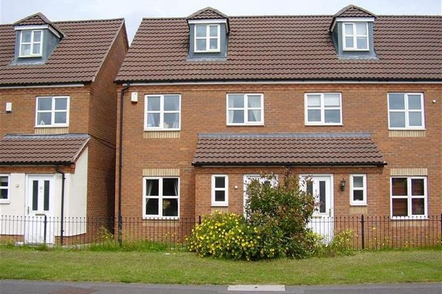 Thumbnail Terraced house to rent in Swiney Way, Chilwell
