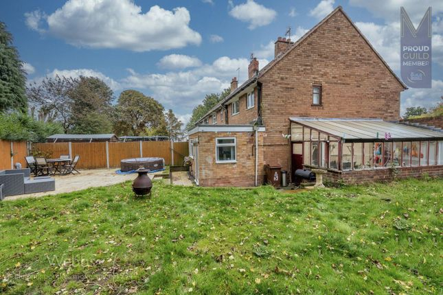 2 bed end terrace house for sale in Lancaster Place, Bloxwich, Walsall WS3