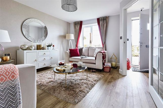 """Thumbnail Semi-detached house for sale in """"The Beauford - Plot 214"""" at Daventry Road, Southam"""