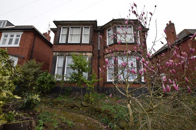 Thumbnail Flat to rent in Belper Road, Derby