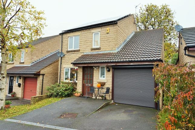 Thumbnail Detached house for sale in St. Michaels View, Selston