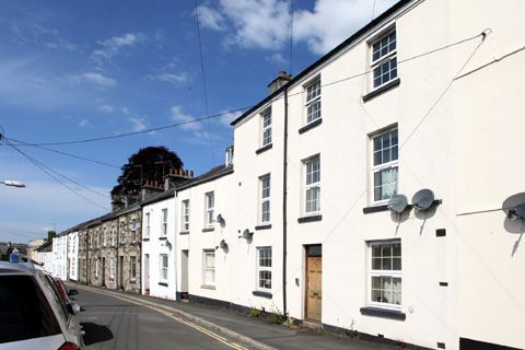 Thumbnail Flat to rent in 33 Old Exeter Road, Tavistock