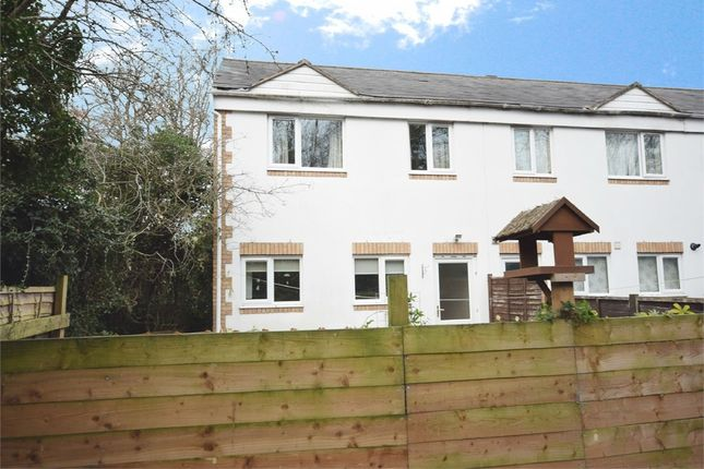 Thumbnail End terrace house to rent in Parkfield Road, Newbold Upon Avon, Warwickshire