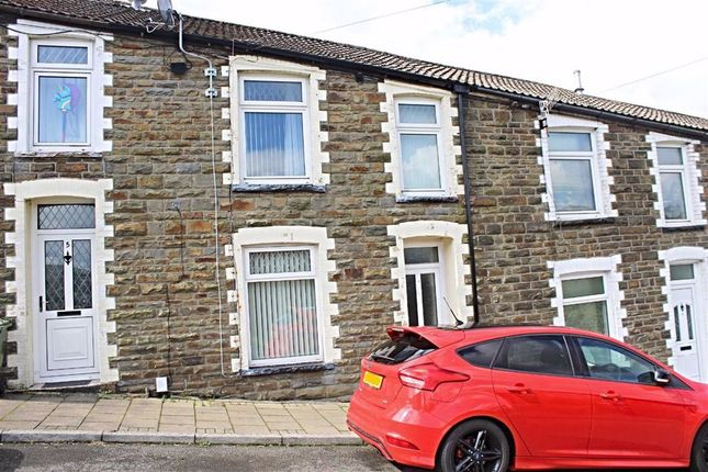 3 bed terraced house for sale in Maritime Terrace, Pontypridd CF37