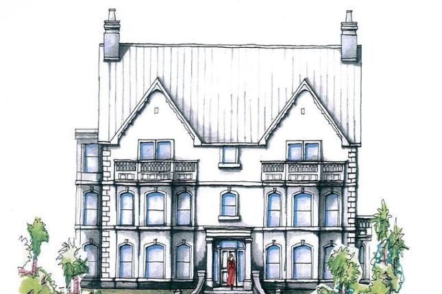Thumbnail Flat for sale in - Second Floor, Princeton House, Princetown Road, Bangor