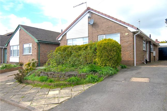 Thumbnail Detached bungalow for sale in Sherwood Way, Selston, Nottingham