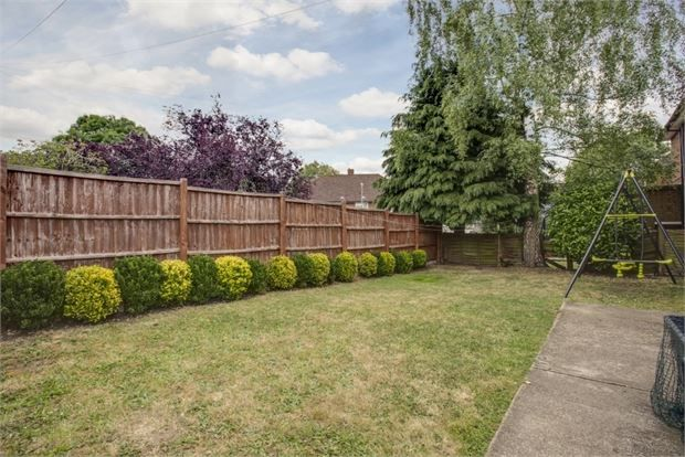 Flat for sale in Malmesbury Close, Pinner, Middlesex.