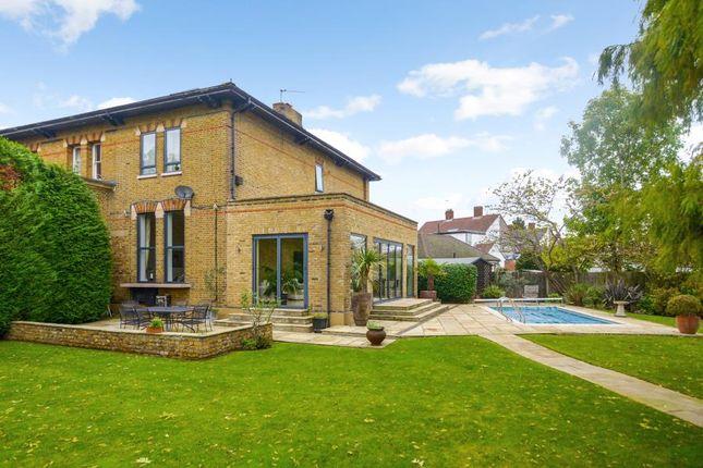 Thumbnail Semi-detached house for sale in Uxbridge Road, Hanworth