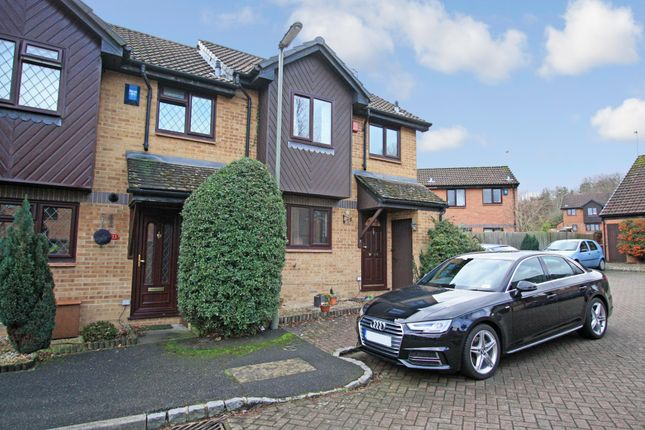Thumbnail Semi-detached house for sale in Drayhorse Drive, Bagshot