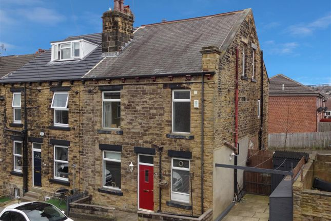 Thumbnail Terraced house to rent in Cowley Road, Rodley, Leeds