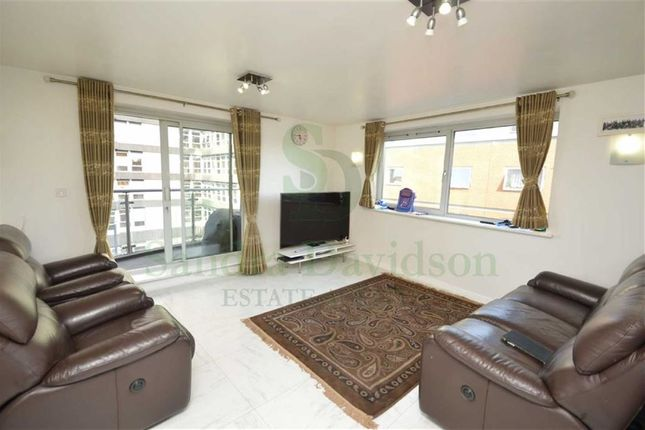 Thumbnail Flat for sale in Centreway Apartments, Ilford, Essex
