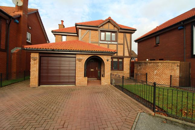Thumbnail Detached house for sale in Woodcroft Gardens, Aberdeen
