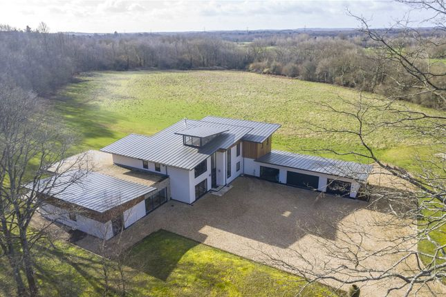 Thumbnail Detached house for sale in Gardeners Lane, East Wellow, Romsey, Hampshire