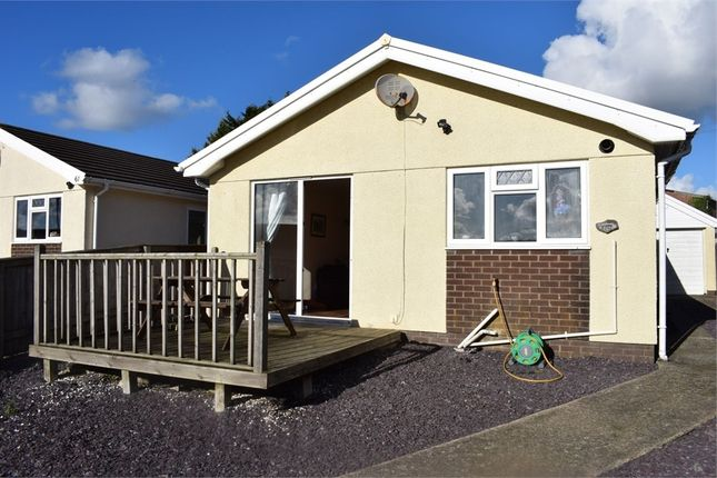 2 bed detached bungalow to rent in Pencaerfenni Park, Crofty, Swansea SA4