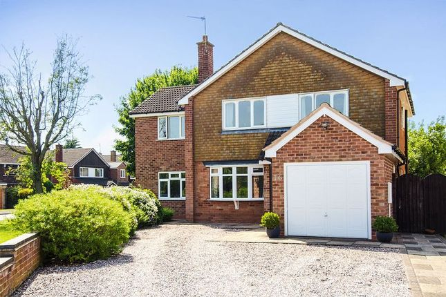Thumbnail Detached house for sale in Brean Road, Stafford