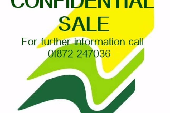 Thumbnail Hotel/guest house for sale in Country House Hotel / Restaurant, Princes Street, Truro, Cornwall