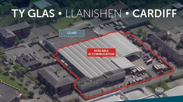 Thumbnail Industrial to let in Ty Glas Avenue, Llanishen, Cardiff