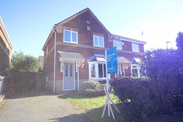 Thumbnail Semi-detached house to rent in Bickershaw Drive, Walkden, Manchester
