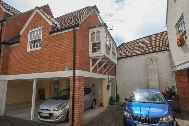 Thumbnail Flat for sale in 3 Bishops Mews, Mill Street, Wells, Somerset