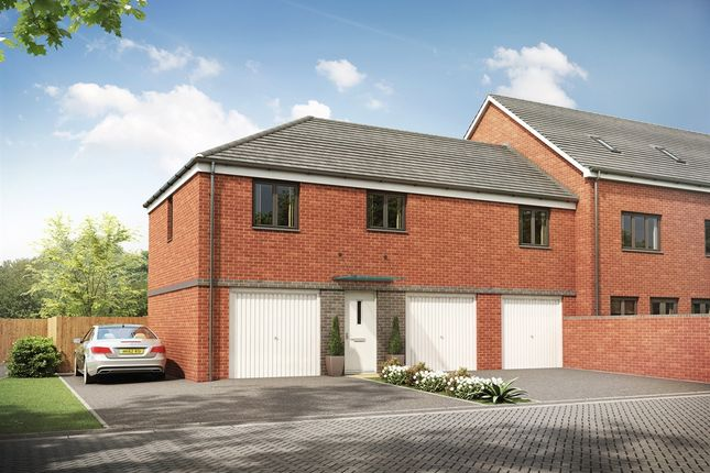 "Thumbnail 2 bedroom property for sale in ""Coach House 1"" at Pinhoe, Exeter"