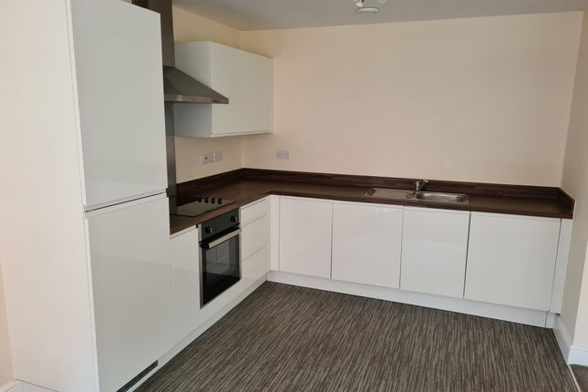 2 bed flat to rent in Friary Street, Derby DE1