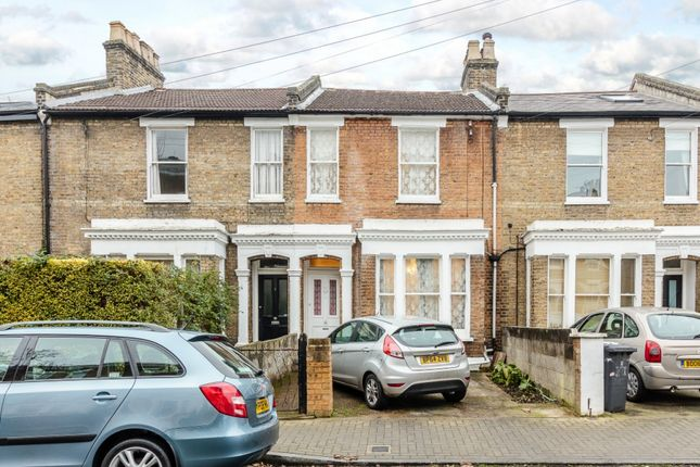 Thumbnail Terraced house for sale in Shakespeare Road, London, London