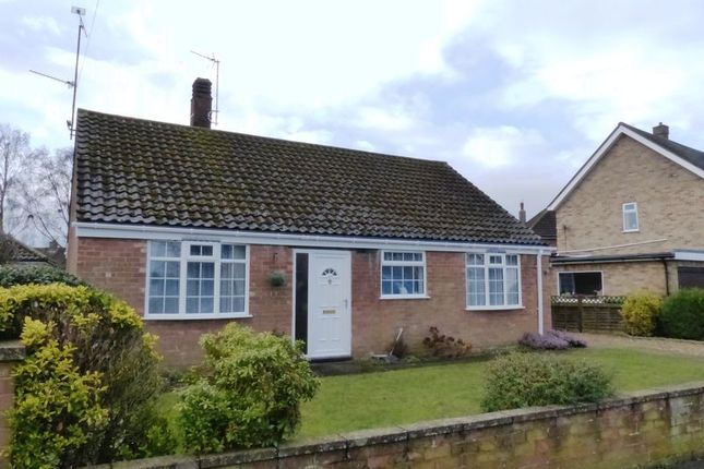 2 bed detached bungalow for sale in Westwood Drive, Lincoln