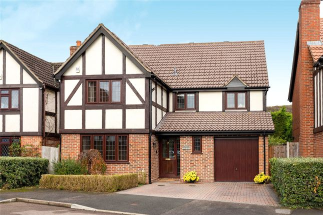 4 bed detached house for sale in Munnings Drive, College Town, Sandhurst GU47