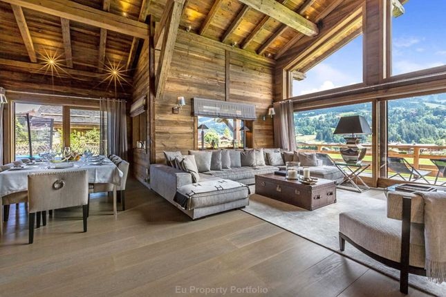 Thumbnail Semi-detached house for sale in Chemin Des Vallons, 74110 Morzine, France