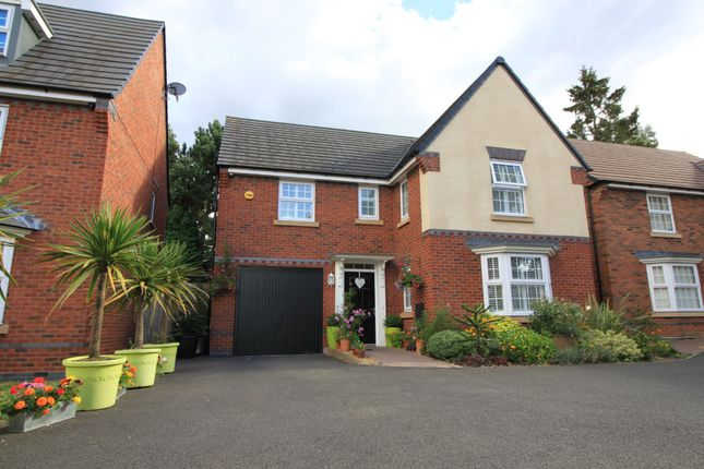 Thumbnail Detached house for sale in Perrott Way, Birmingham