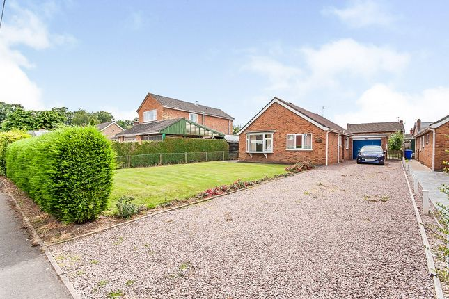 Thumbnail Detached bungalow for sale in Penny Gardens, Kirton, Boston
